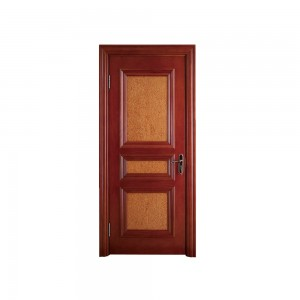 Solid Wood Composite Room Door Design