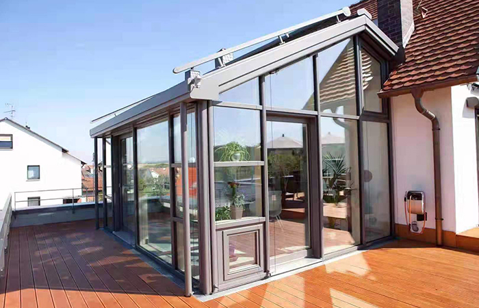 Sunroom From China Manufacturer Seinda Door&Window
