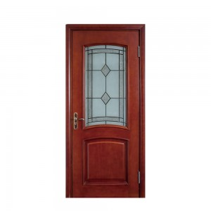 Luxury Solid Wooden Composite Door