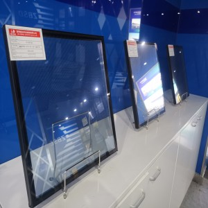 3mm 6ar 3mm Clear Safety Insulated Double Glass