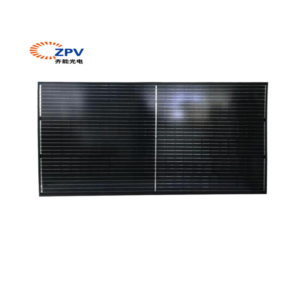 380 watt solar panel half cell China manufacturer