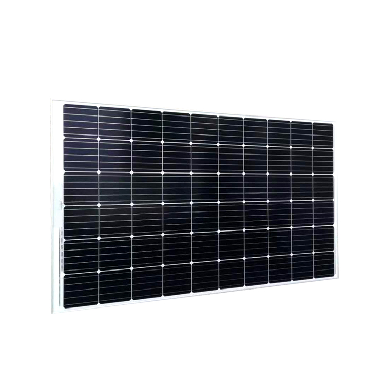 High transparent monocrystal 310w for sale solar pv module