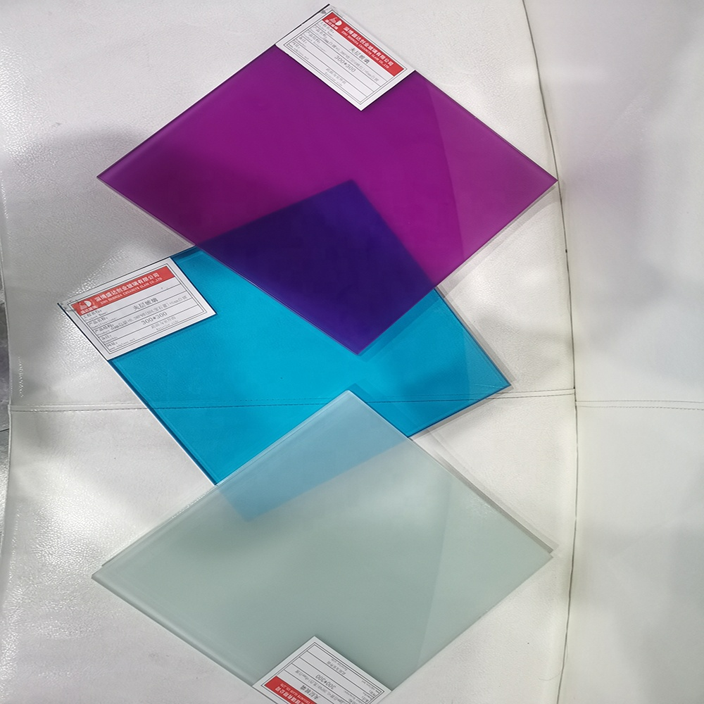 12.76mm Tempered Laminated Glass Panels