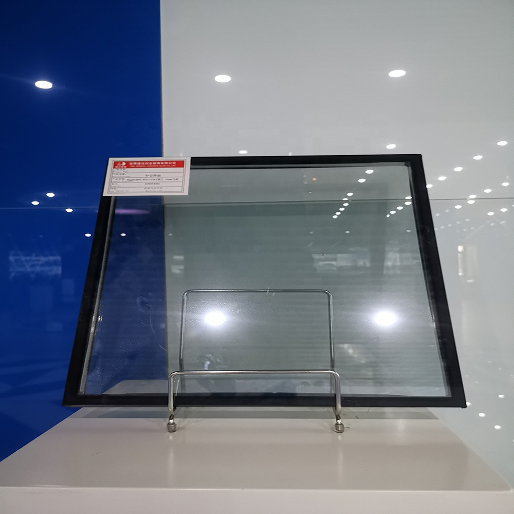 4mm+9A+4mm Clear Low-e Insulated Glass material