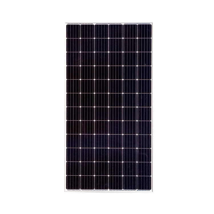 High efficiency panel solar 370w monocrystalline double glass