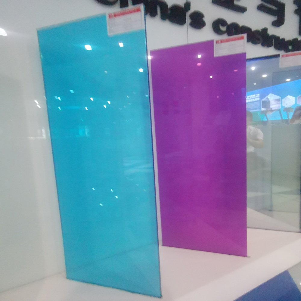 6mm 0.76pvb 6mm Ultra Clear Laminated Glass