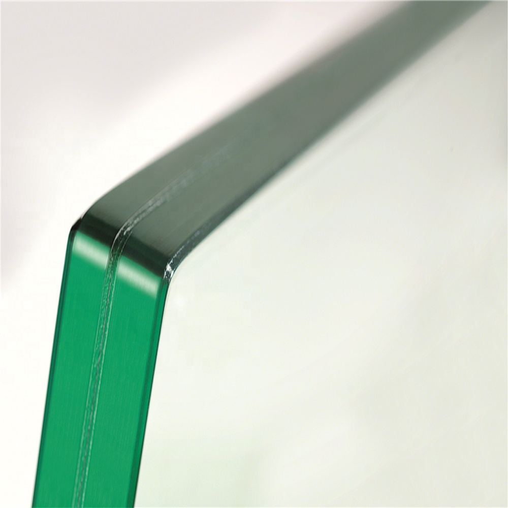 6mm+0.38mm PVB+6mm tempered laminated glass manufaturter