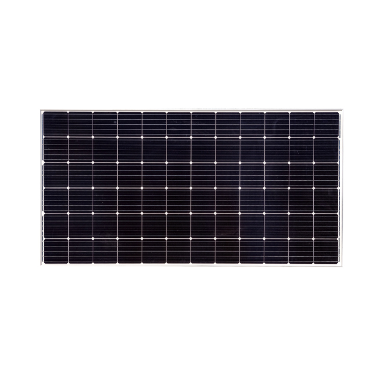 Monocrystal dual glass solar panel 370w 72 cell solar panel for sale