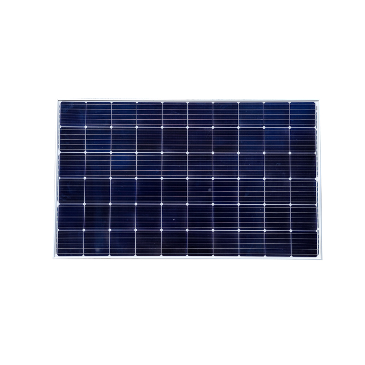 Transparent double glass solar cell panel 280w 60cell solar panel