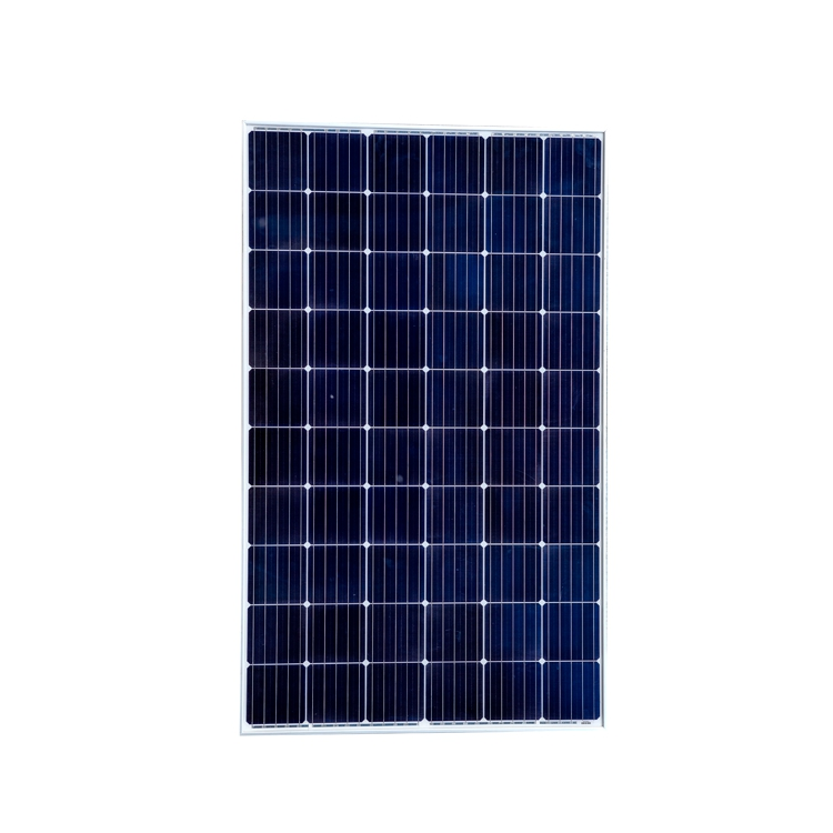 New design high efficiency dual glass solar panel 280w mono