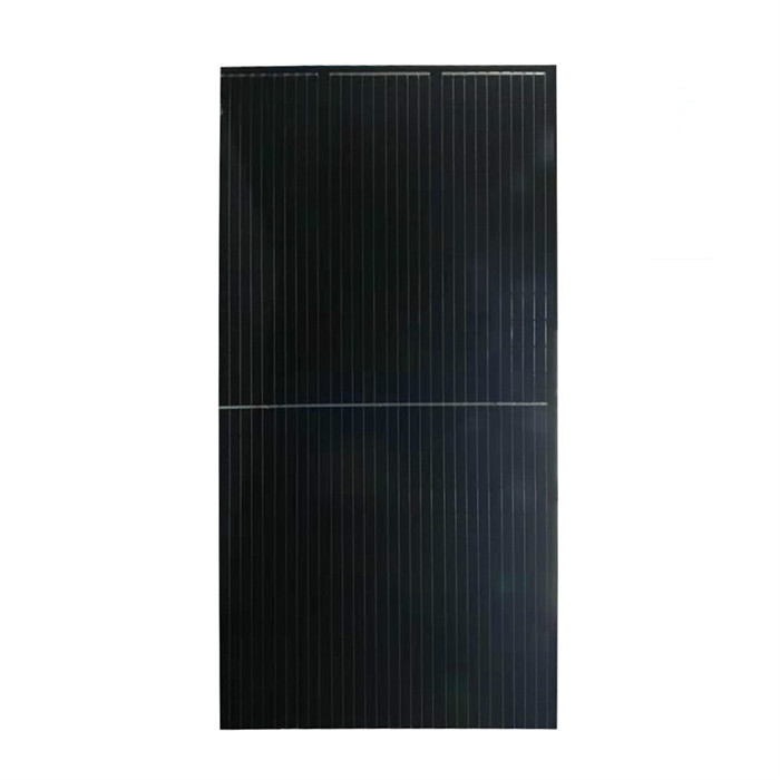 China solar panels manufacturer 380 watt half cell solar panel