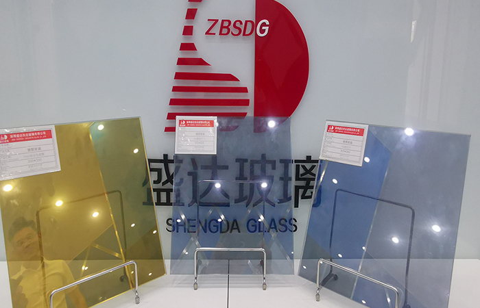 Heat reflective coated glass From China Manufacturer Shengda Glass