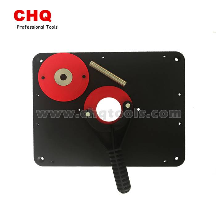 Woodworking Router Plate Featured Image