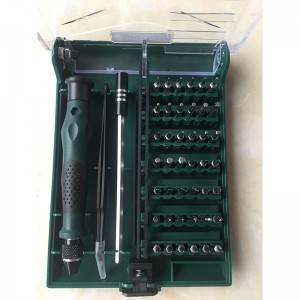 45Pcs Precision Screwdriver Set