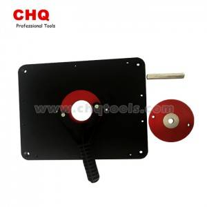 Woodworking Router Plate