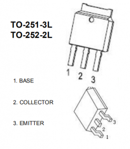 Energy-saving lamp charger switch,3DD13002
