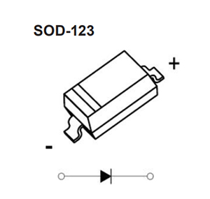 diode,BO520LW,Schottky diode