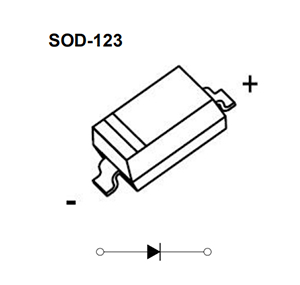 diode,MBR0530,Schottky diode