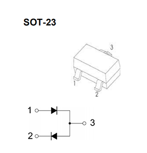 diode,MMBD7000,Switching diode