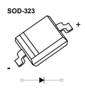 diode,B5W17WS,Schottky diode