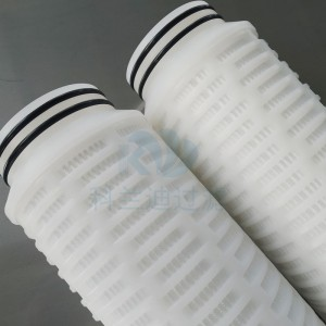 factory customized Pleated Pes Membrane Filter Cartridge - China OEM 30 Inch 5 Micron Pes Filter – Kelandi