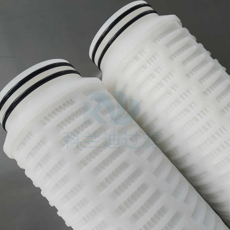 OEM Manufacturer For Domestic Waste Water Treatment - Clande® High Flow Water Filter Cartridge, Replace RTM40HF050EM1 – Kelandi