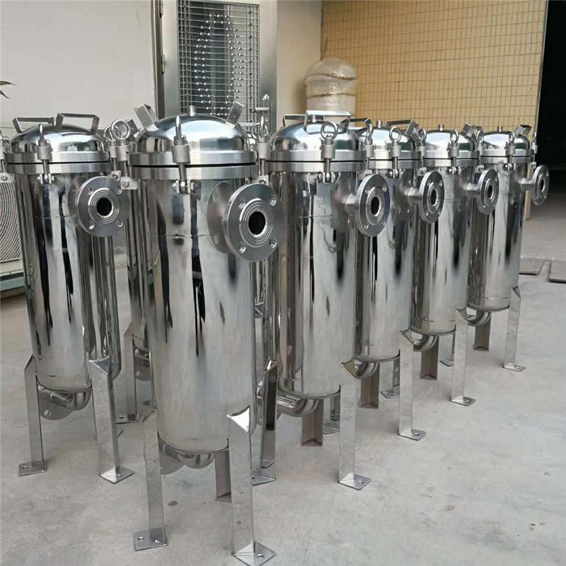 Chinese Professional Water Filter Element Manufacturer - Ultrafilter JAS Series – Kelandi