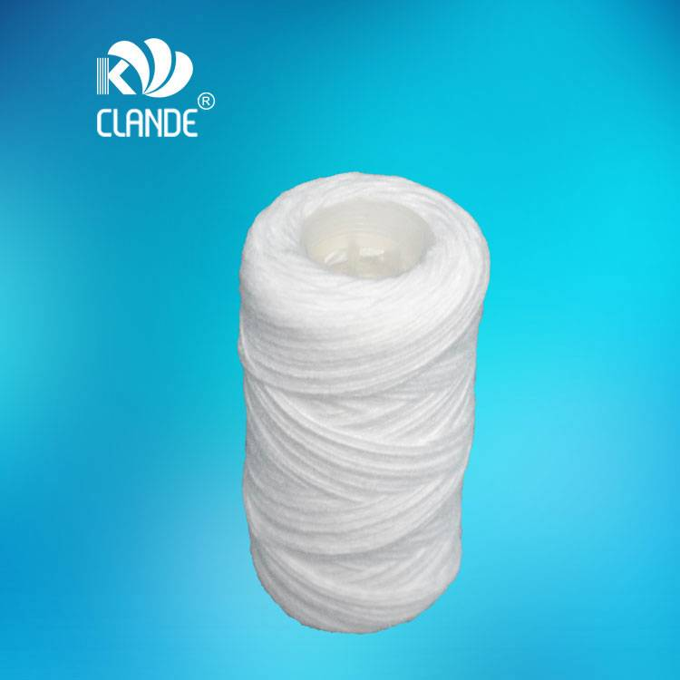 Competitive Price for Cylindrical Filter Element - CLANDE®String Wound Water Fiter Element – Kelandi