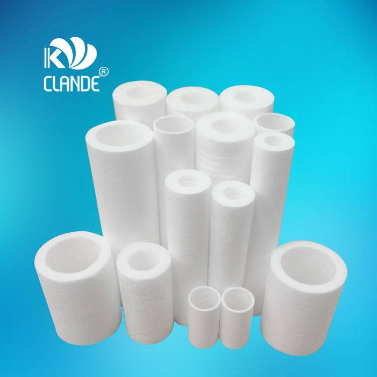 PriceList for High Flow Pleated Water Filter Cartridge -