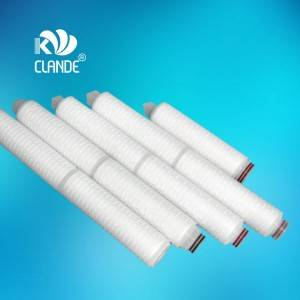 Micro Pleated Filter Element