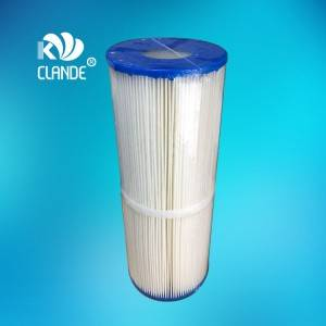 China Gold Supplier for Pure It Water Purifier Inline Water Filter - CLANDE® CLD-2375 Filter Cartridge – Kelandi