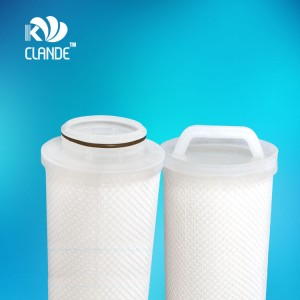Fixed Competitive Price 10 Micron Filter Cartridge - CLANDE® F Series, Replace PHOSPHOR water filter element – Kelandi