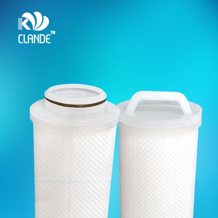 High Quality Filter Press For Waster Water Treatment - CLANDE® F Series, Replace PHOSPHOR water filter element – Kelandi detail pictures