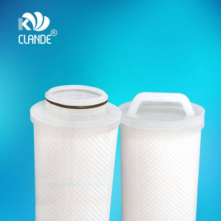 Online Exporter High Flow Pp Pleated Filter Cartridge - CLANDE® F Series, Replace PHOSPHOR water filter element – Kelandi