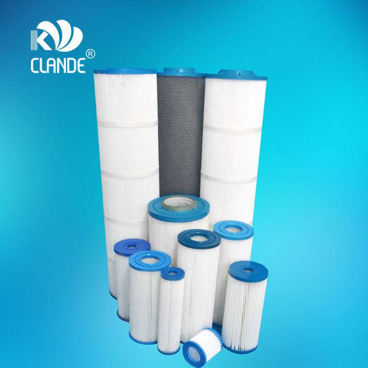 Online Exporter High Flow Pp Pleated Filter Cartridge - CLANDE® H Series, Replace HARMSCO water filter element – Kelandi