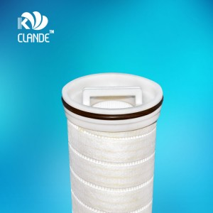 2017 New Style Pp Sediment Filter Cartridge - Belt cage fiilter cartridge, Clande P series – Kelandi