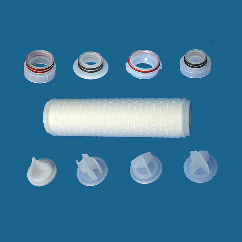 18 Years Factory Pp Pleated High Volume Water Filter - Connectors For Filter – Kelandi