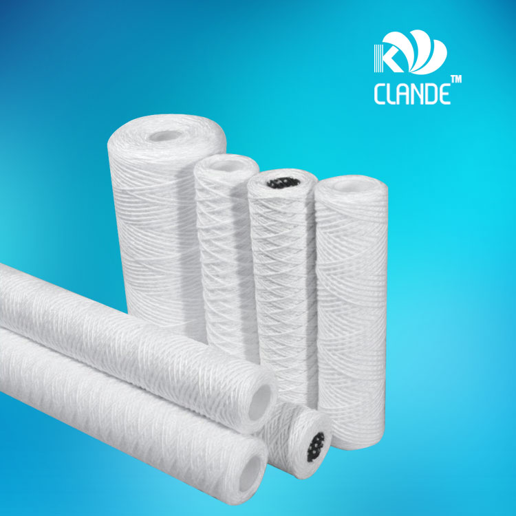 New Arrival China Single Stage Water Filter For Counter Top - String Wound Water Fiter Elment – Kelandi Featured Image