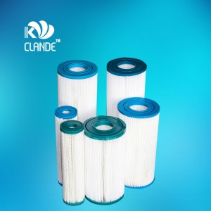 professional factory for Pleated Filter Element - CLANDE® BLN Series swimming pool filter – Kelandi