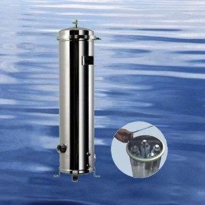 Manufacturer of 0.05 Micron Water Filter -