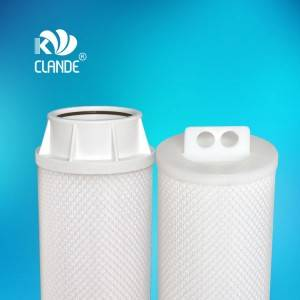 Factory source Pp Sediment Quick Change Water Filter - CLANDETM K Series, Replace PARKER Mega Flow – Kelandi