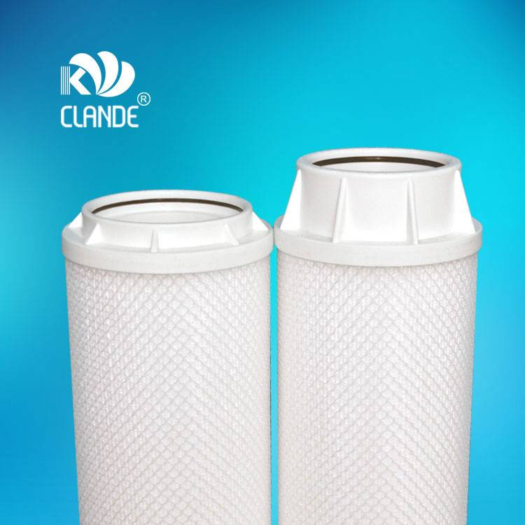 Fixed Competitive Price 10 Micron Filter Cartridge - CLANDETM K Series, Replace PARKER Mega Flow – Kelandi detail pictures