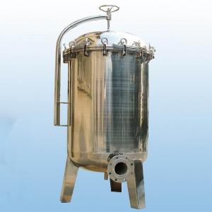 Well-designed Sediment Pp Water Filter - Ultrafilter JAS Series – Kelandi