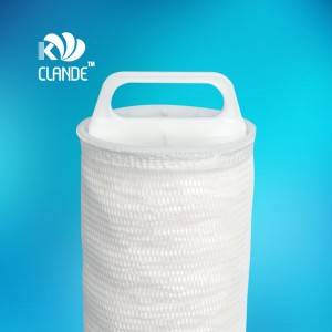 Factory Outlets Pp Sediment Spun Filter - CLANDE® M Series, Replace 3M CUNO Series 60″ – Kelandi