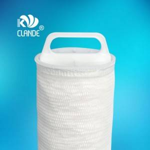 Personlized Products Waste Water Treatment Industrial Filter - CLANDE® M Series, Replace 3M CUNO Series 60″ – Kelandi