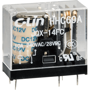 Electromagnetic Relay HHC69A-1Z(JQX-14FC 1Z)