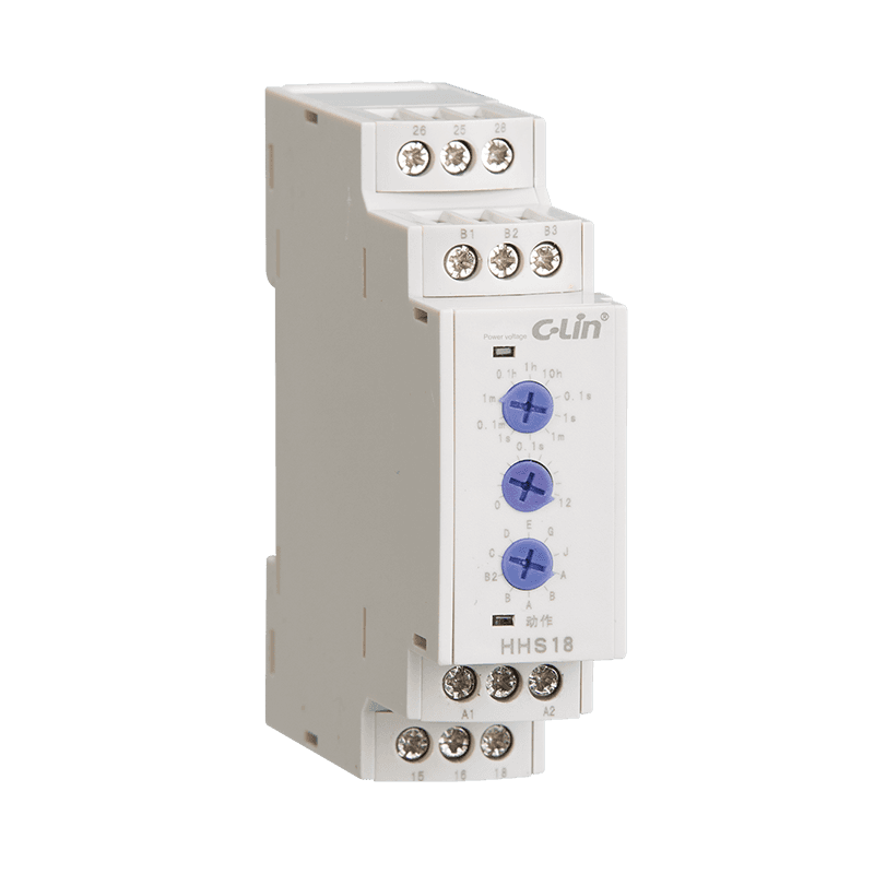 High Performance 	Led Counter Meter	- Time Relay HHS18 – C-lin
