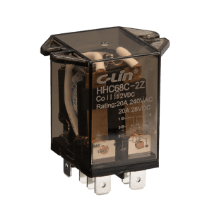 Electromagnetic Relay HHC68C