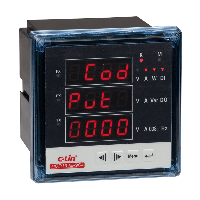 Multifunction Power Meter HCD194E-9S4 Featured Image