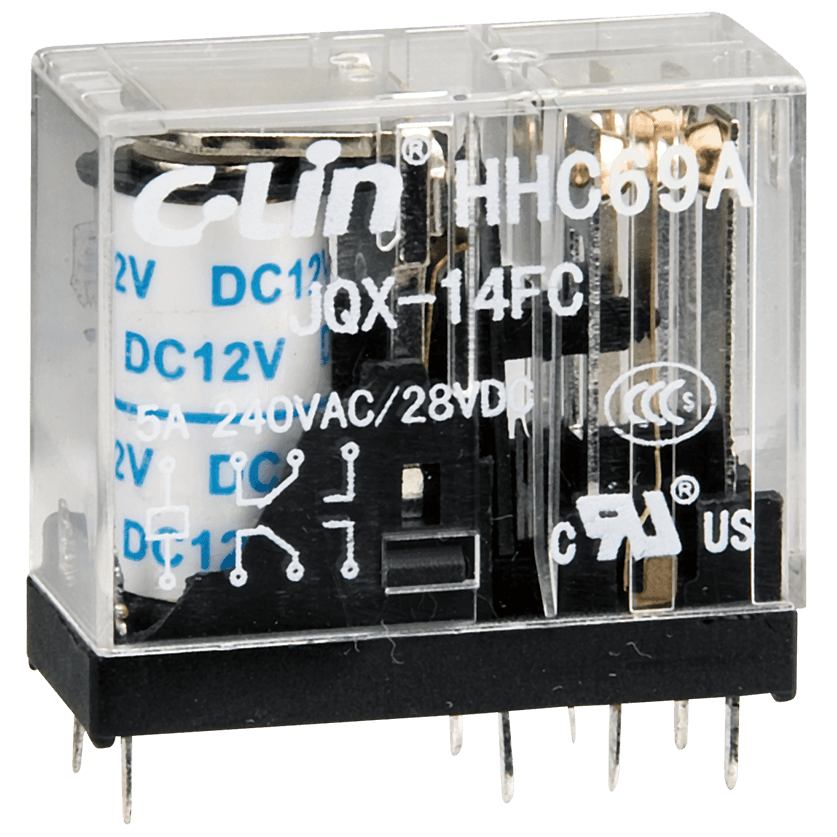 Electromagnetic Relay HHC69A-2Z(JQX-14FC 2Z) Featured Image